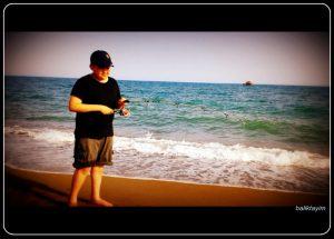 Antalya'da-Kıyıdan-Balık-Avı-5-300x215 Antalya'da Kıyıdan Balık Avı