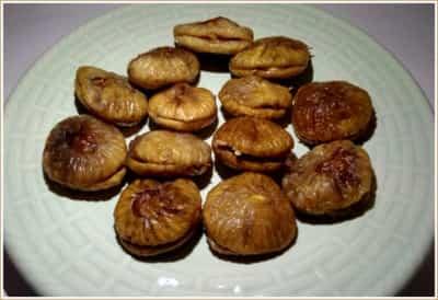 incir_tatlisi-2 Pekmezli Kuru İncir Tatlısı