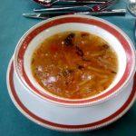 minestrone çorbası