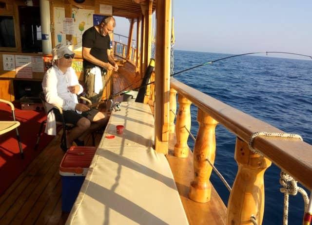 blk3 Nerede Kalmıştık:Balık Avına Devam